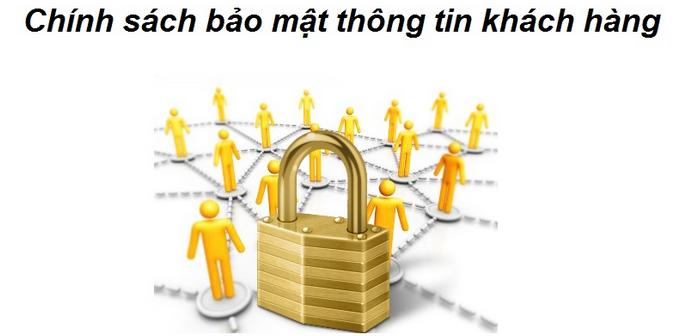 Chính sách bảo mật của Tratexco